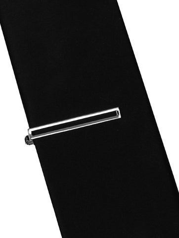 DÉCLIC Silk Cummerbund - Black