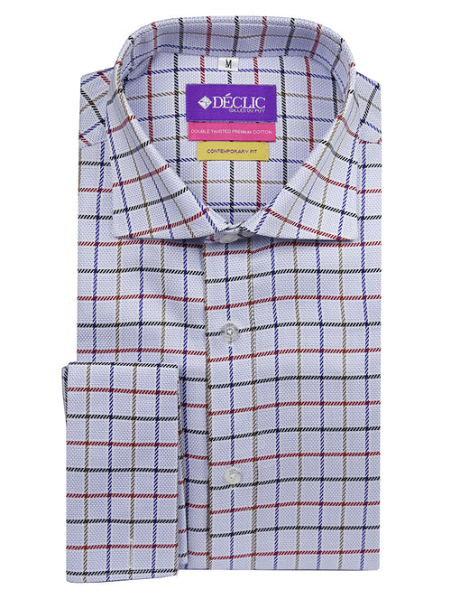 DÉCLIC Malcolm Check Shirt - Assorted