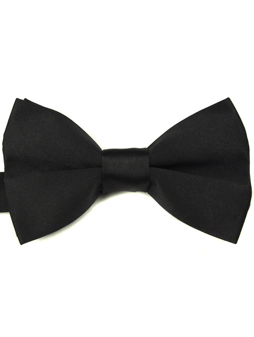 DÉCLIC Baronet Bow Tie - Black