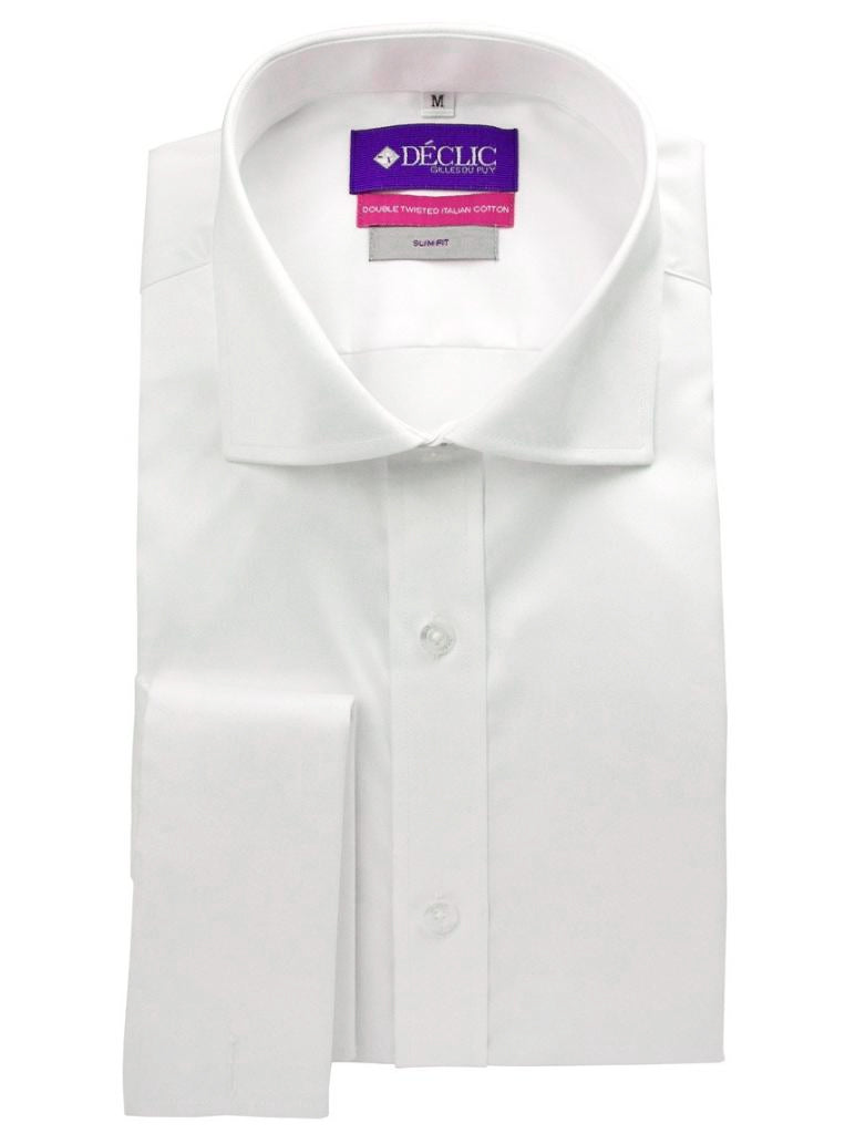 DÉCLIC Sel Slim Shirt - Double Cuff