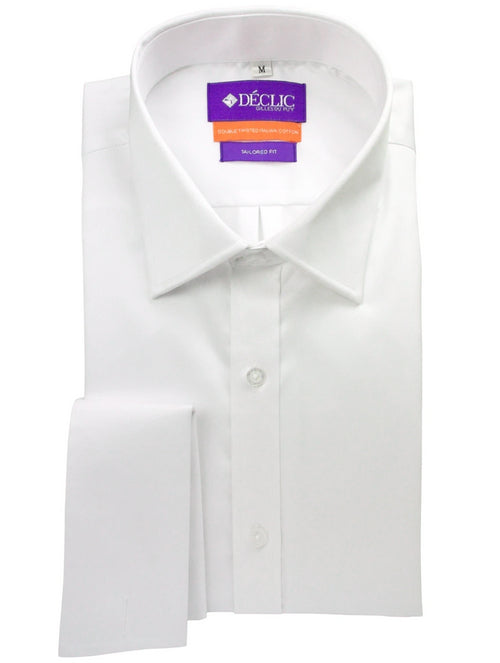 DÉCLIC Sel Tailored Shirt - Double Cuff