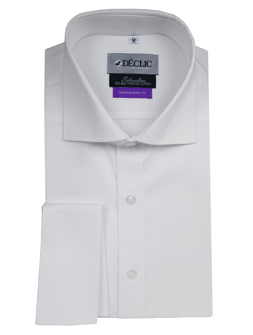 DÉCLIC Fillion Contemporary Shirt - White