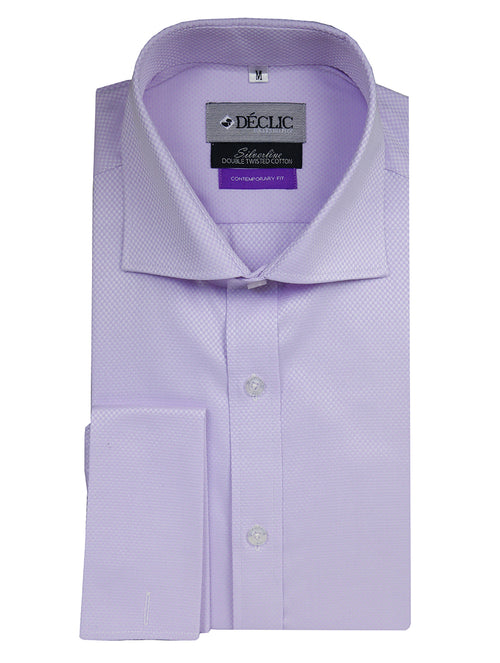 DÉCLIC Fillion Contemporary Shirt - Lavender