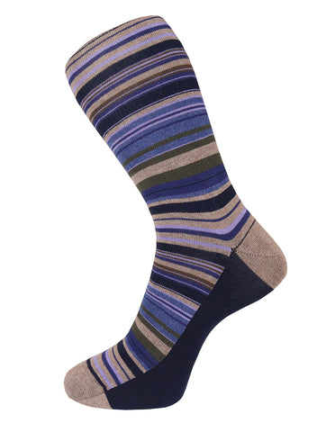 DÉCLIC Ultra Socks - Assorted/Navy