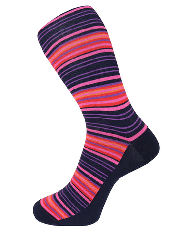 DÉCLIC Merit Socks - Maroon