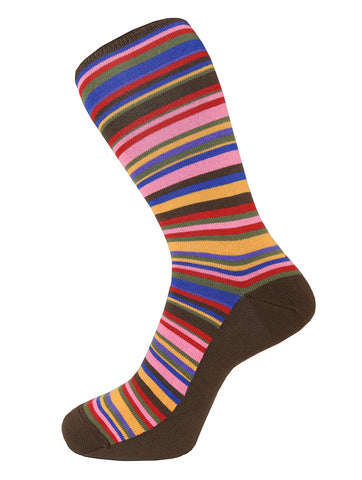 DÉCLIC Cubik Socks - Navy