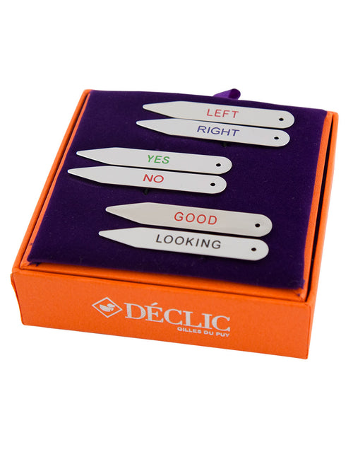 Message Metal Collar Stiffeners