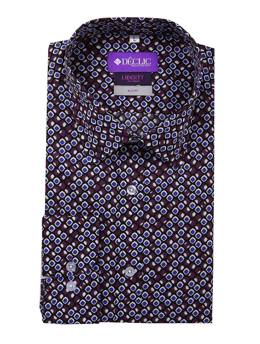 Liberty Zant Print Shirt