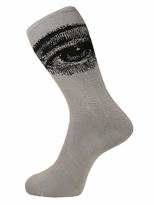 DÉCLIC Eye Socks - Grey