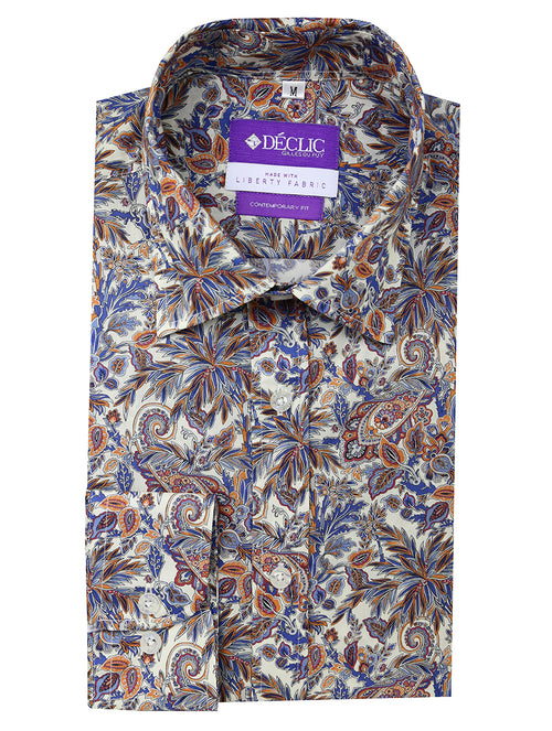 Liberty Castaway Print Shirt - Assorted