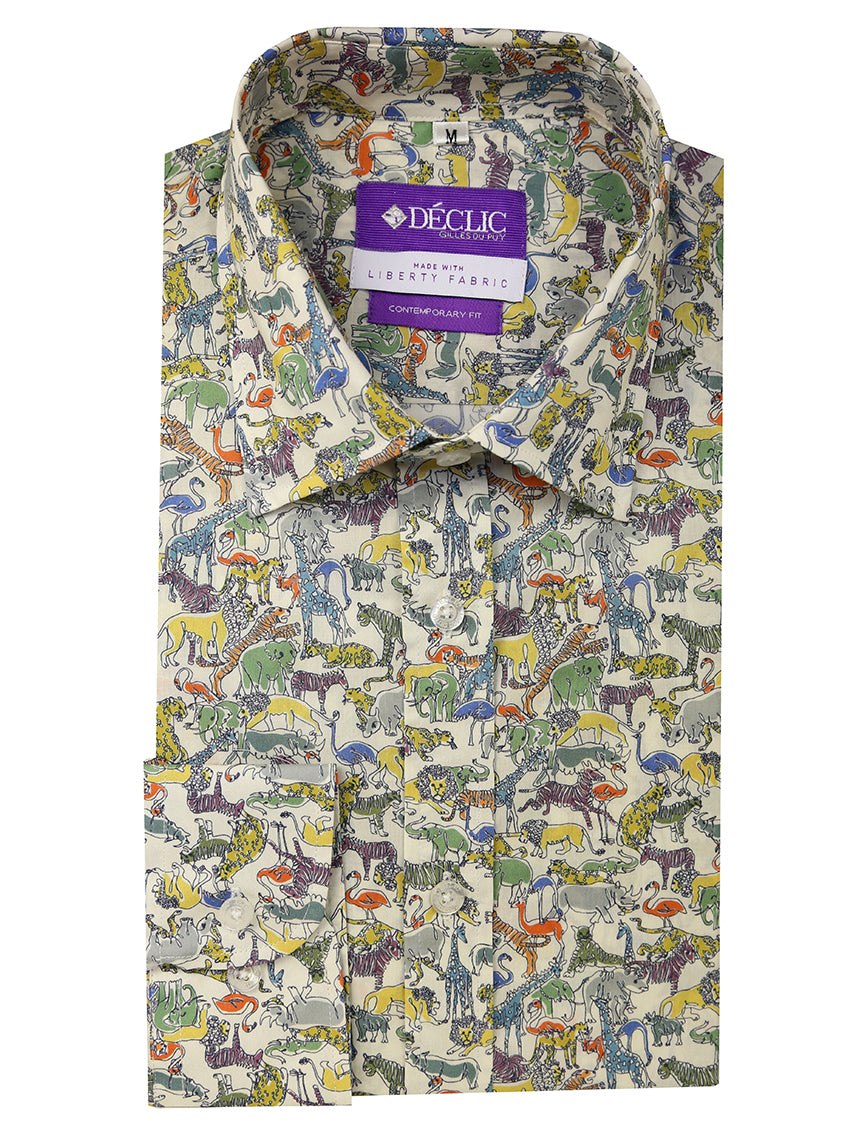 Liberty Menagerie Print Shirt - Assorted