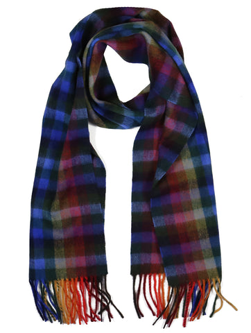 DÉCLIC Keats Check Scarf - Assorted