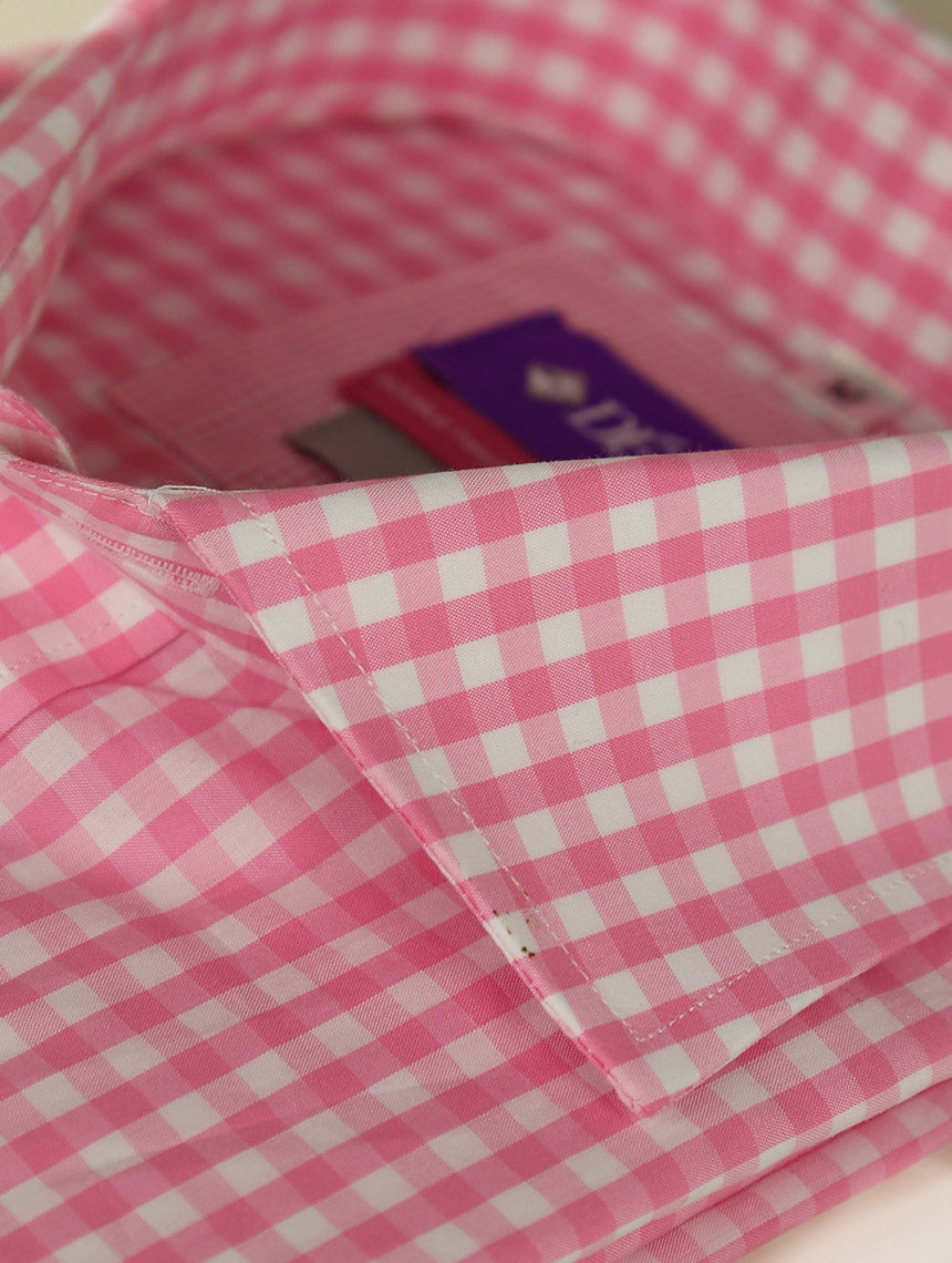 DÉCLIC Dutch Check Shirt - Pink