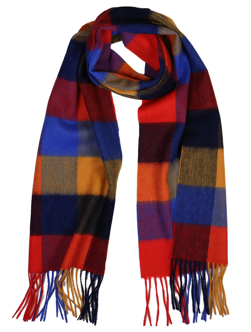 DÉCLIC Hunt Check Scarf - Assorted