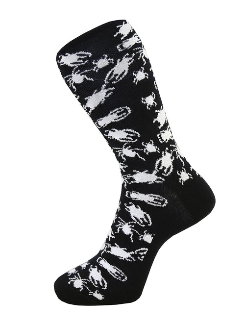 DÉCLIC Beetle Socks - Black