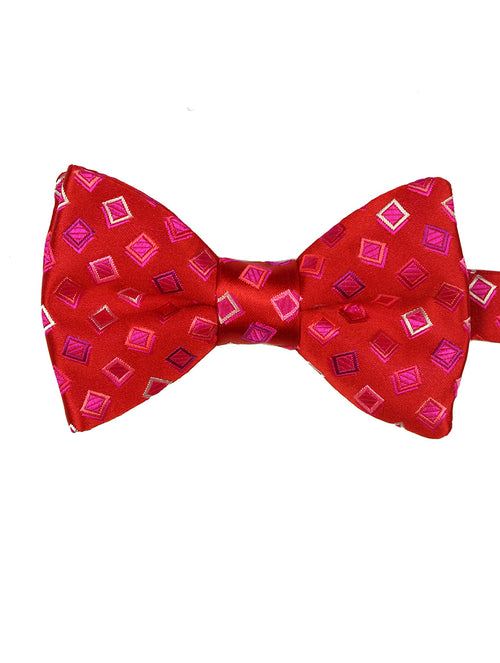 DÉCLIC Jilted Bow Tie - Red