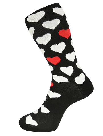 DÉCLIC Disco Socks - Black (15 Year Sock Anniversary Re-release)