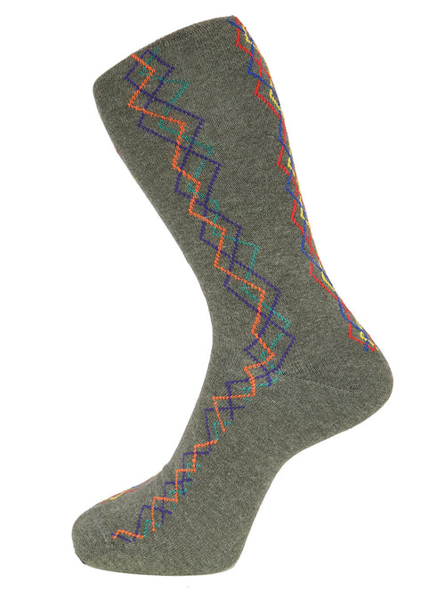 DÉCLIC Zap Socks - Grey