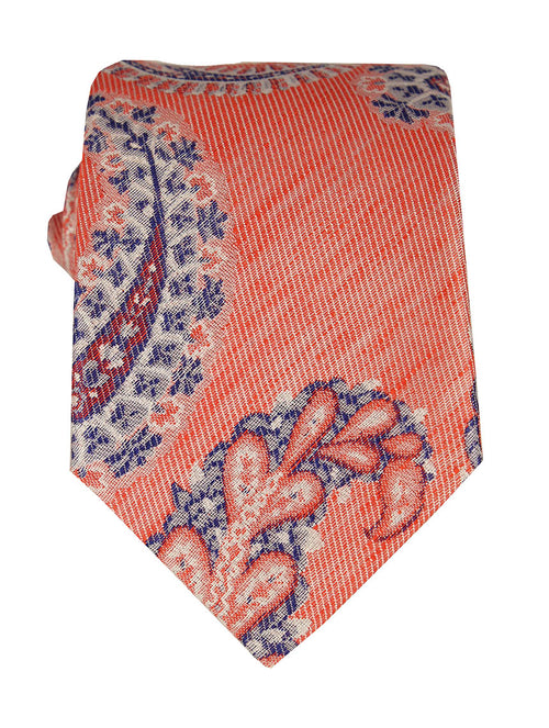DÉCLIC Alkalam Paisley Tie - Red