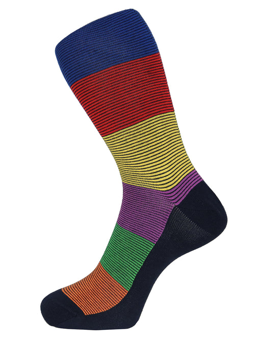 DÉCLIC Vision Socks - Navy