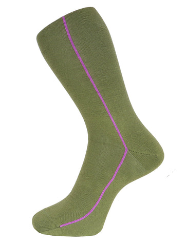 DÉCLIC Trail Socks - Red