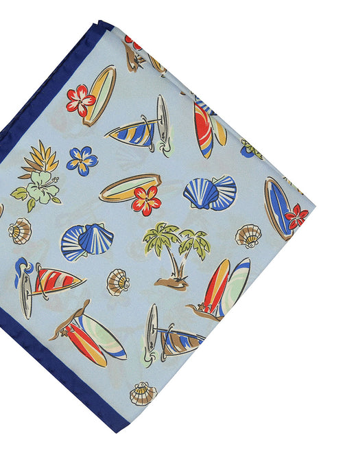 DÉCLIC Beach Theme Hanky - Assorted