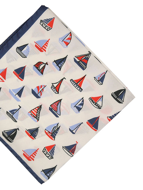 DÉCLIC Boat Theme Hanky - Assorted