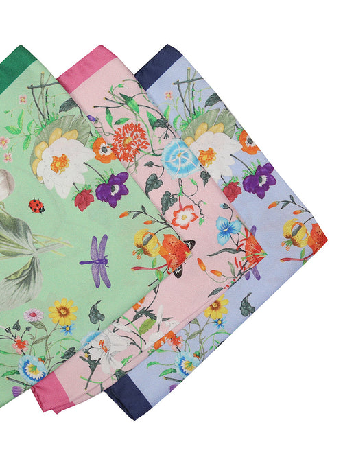 DÉCLIC Parc Floral Hanky - Assorted