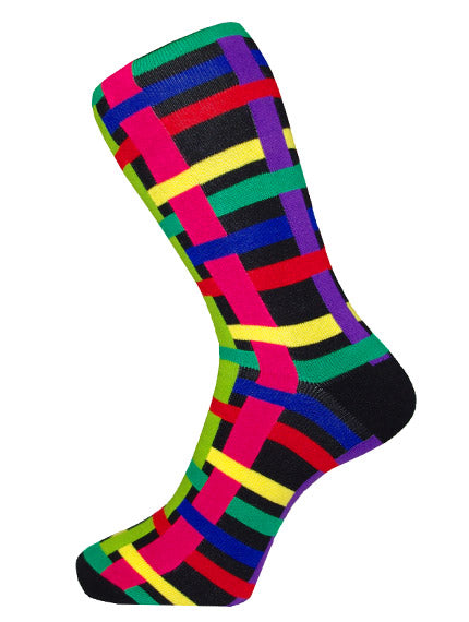 DÉCLIC Weave Socks - Black