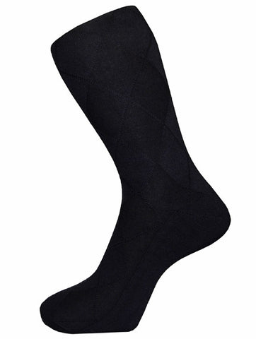 DÉCLIC Outback Socks - Black (15 Year Sock Anniversary Re-release)