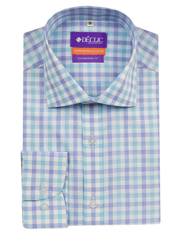 DÉCLIC Flutter Print Shirt - Assorted