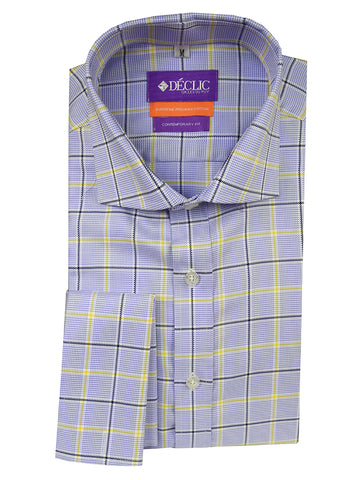 DÉCLIC Harwich Check Shirt - Fuschia