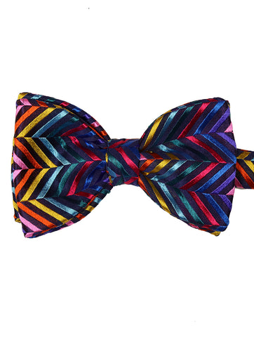 DÉCLIC Arvum Bow Tie - Purple