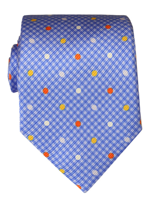 DÉCLIC Notio Spot Tie - Blue