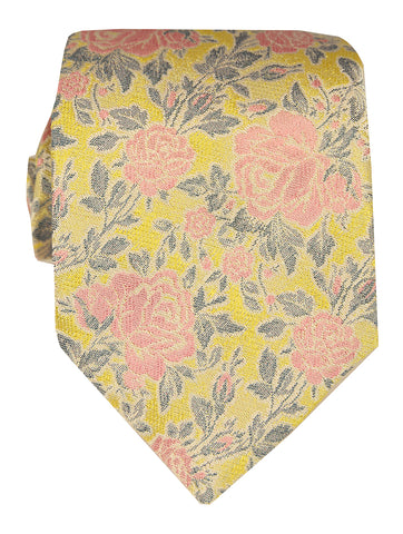 DÉCLIC Teres Floral Tie - Navy/Assorted