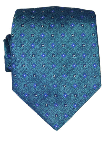 DÉCLIC Grenadine Weave Tie - Royal