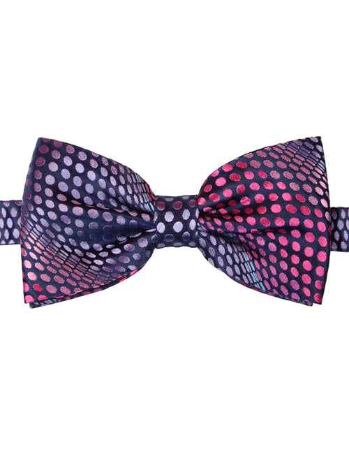 DÉCLIC Aller Spot Bow Tie - Assorted/Pink