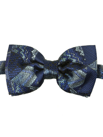 DÉCLIC Instit Stripe Bow Tie - Assorted