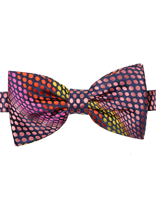 DÉCLIC Aller Spot Bow Tie - Assorted/Red
