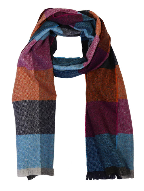 DÉCLIC Yale Check Scarf - Assorted