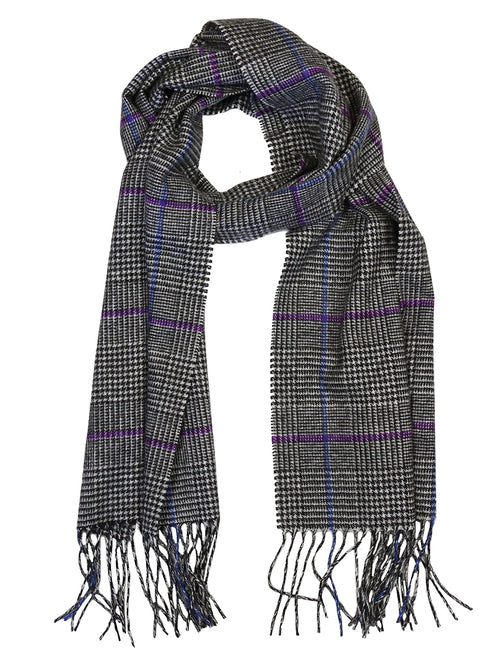 DÉCLIC Dartmouth Check Scarf - Assorted