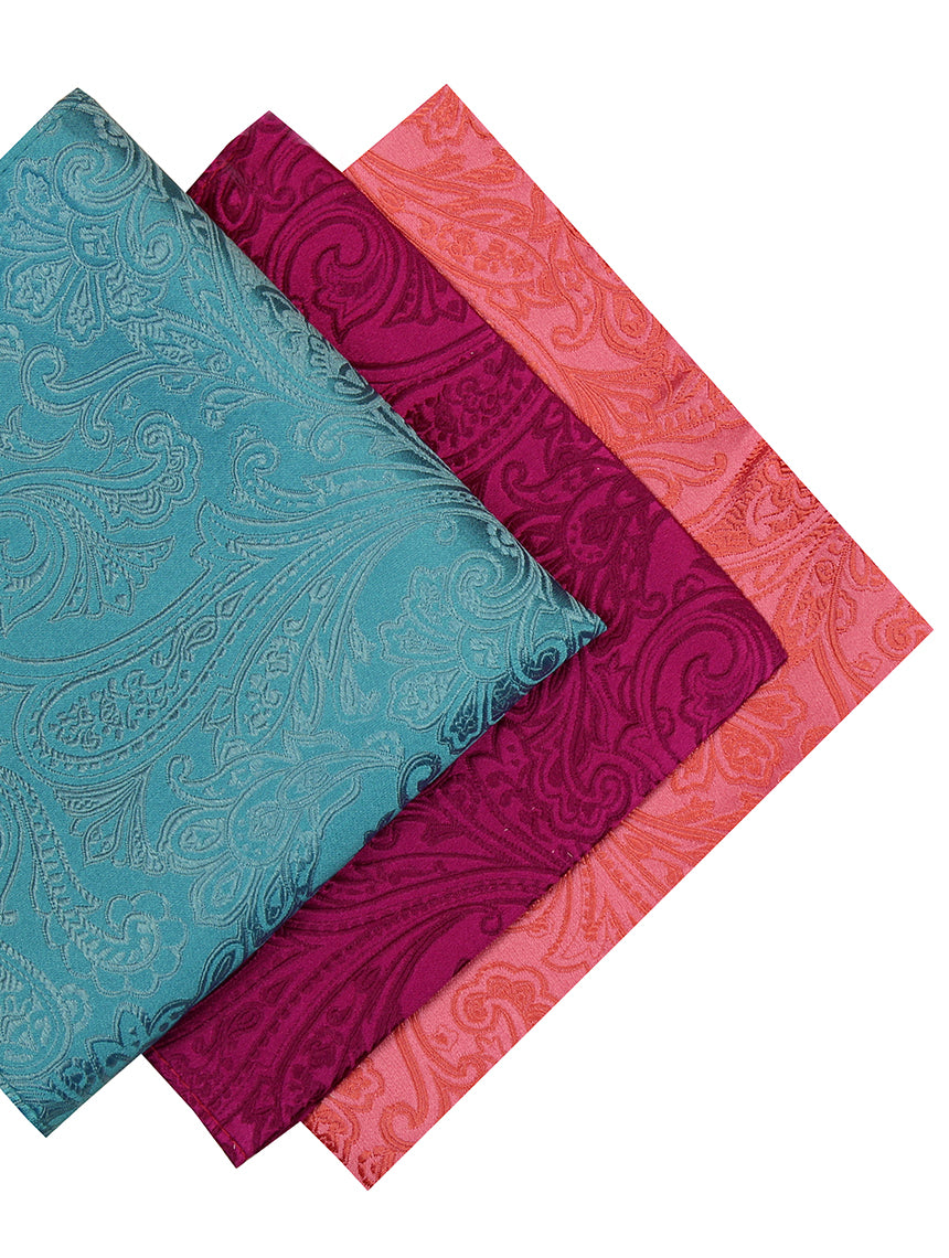 DÉCLIC Paisley Hanky - Assorted Fun