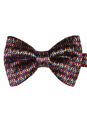 DÉCLIC Deep Fields Spot Bow Tie - Grey