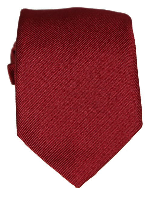 DÉCLIC Trait Tie - Burgundy