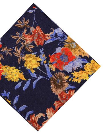DÉCLIC Tarocco Floral Hanky - White/Assorted