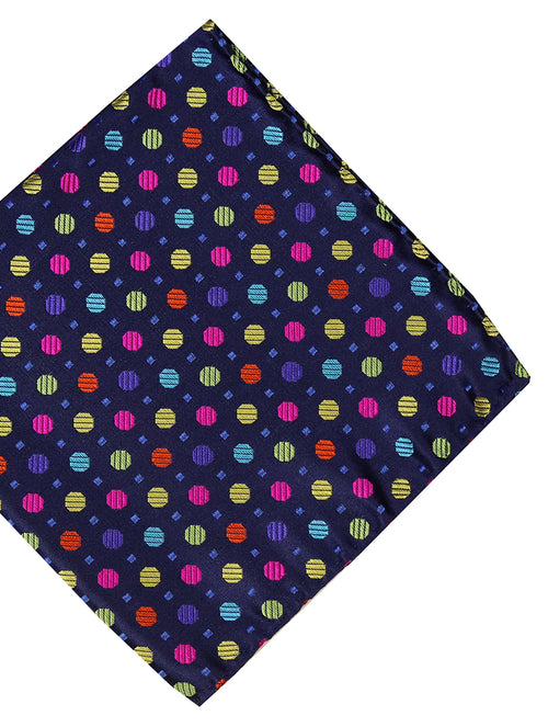 DÉCLIC Dottir Pocket Square - Assorted