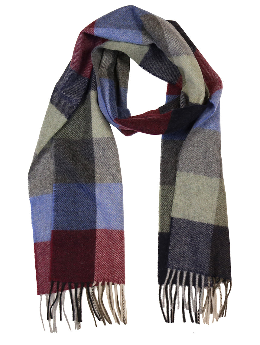 DÉCLIC New Haven Check Scarf - Assorted