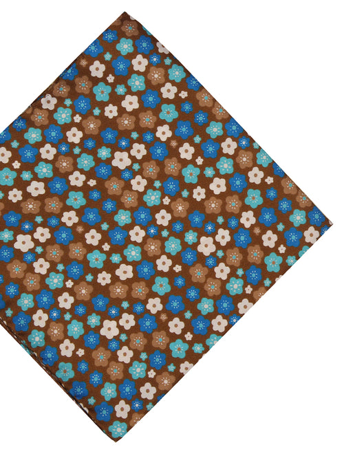 DÉCLIC Kadena Floral Pocket Square - Assorted