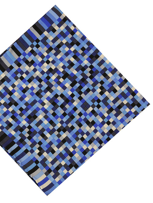 DÉCLIC Lateralis Hanky - Blue