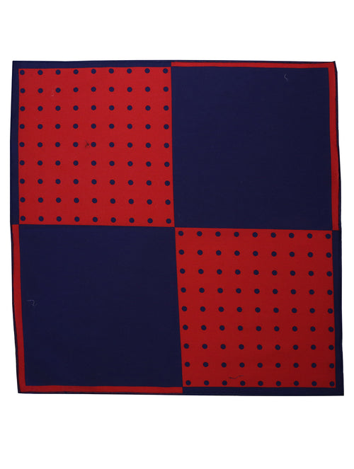 DÉCLIC Katrol Hanky - Red/Navy